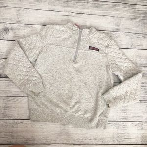 Vineyard Vines light gray Shep Shirt